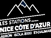 Les stations Nice Côte d'Azur : Auron, Isola 2000, St Dalmas
