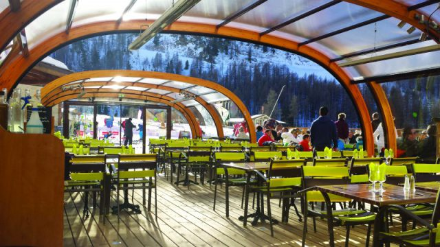 Restaurant La Raclette - Isola 2000