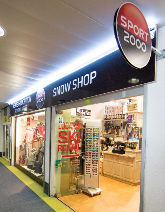 Snow shop sport 2000 isola 2000 station du mercantour - Isola 2000 office de tourisme ...