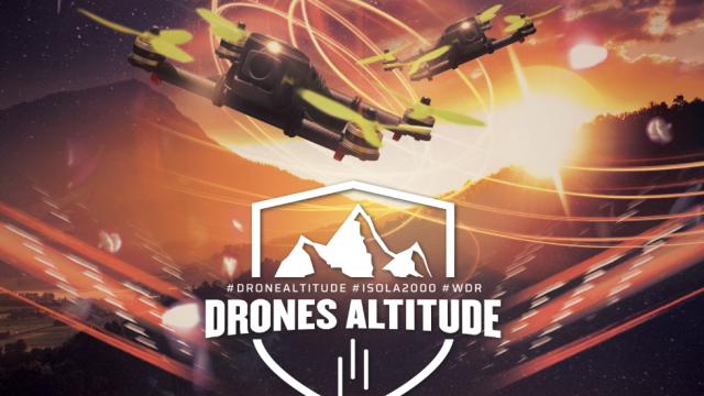 Affiche Drone ALTitude