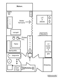 Appartement 6 7 personnes isola 2000 station du mercantour - Office de tourisme d isola 2000 ...