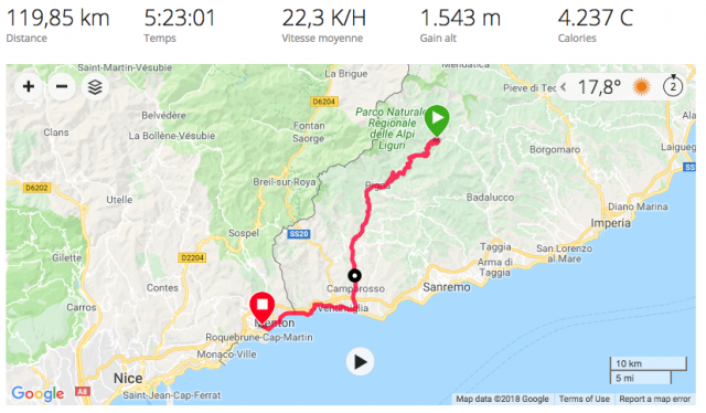 Parcours cyclistes recommand s isola 2000 station du mercantour - Isola 2000 office de tourisme ...