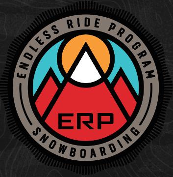 Endless snowboard programme