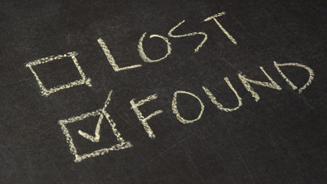 lost and found ok