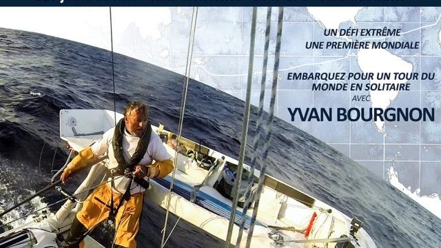 En équilibre sur l'Ocean officielle trav pour Bourgnon
