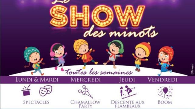 show des minots