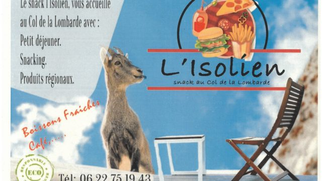 Snack l'Isolien